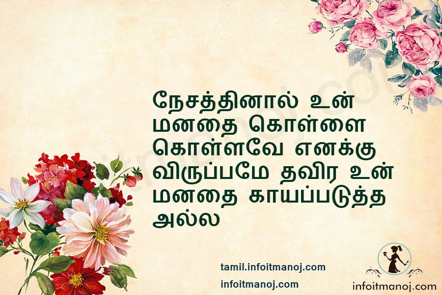 nesathinal un manathai kollai kollave enaku virupame thavira un manathai kayapadutha alla